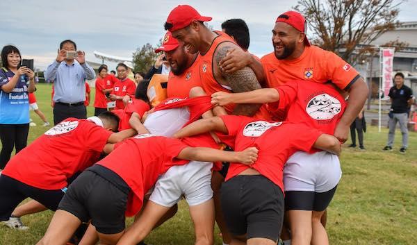 France 23 - 21 Tonga | 06 Oct 2019
