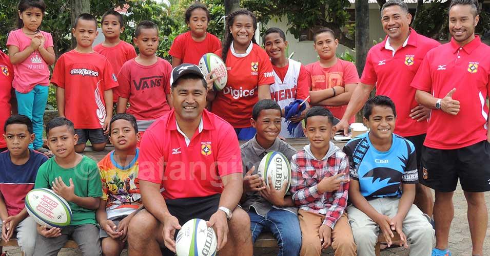 Tongan spirit great advantage but professionalism wins, says Toutai Kefu | Matangitonga
