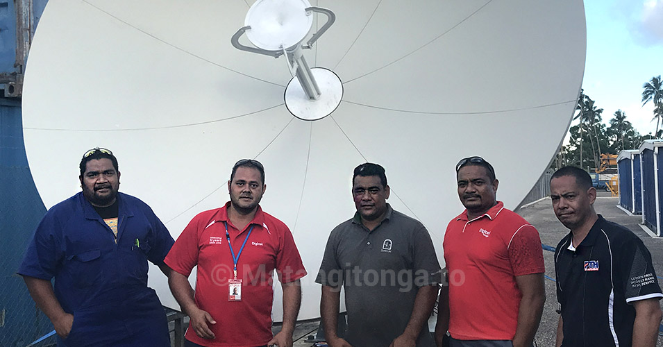 Geek Heroes Rescue Tonga From Worst Case Fibre Optic Cable