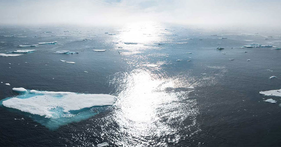 Nations urged to sign treaty to preserve Arctic Ocean
