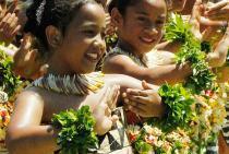 Tongan dance